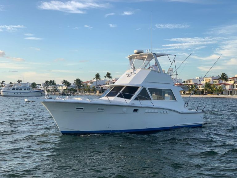 Camille Fishing Boat in Cancun